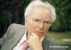 Viktor Frankl - Foto von Kathraina Vesoly